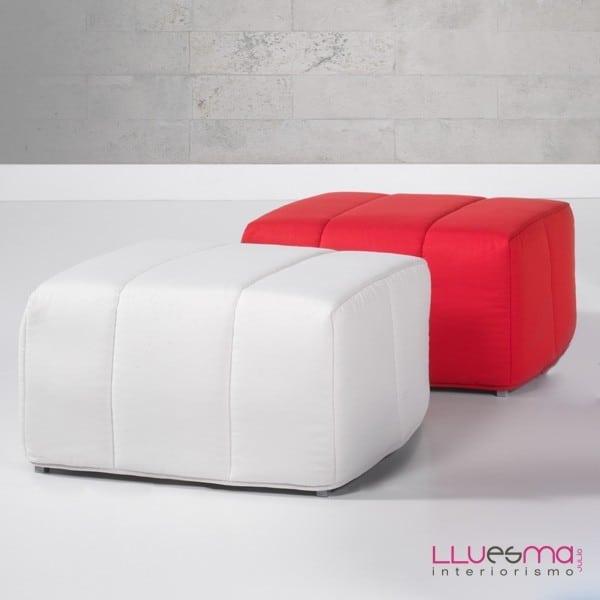 Puff cama de 80 cm sofas cama valencia tienda sofas en for Sofa cama estrecho